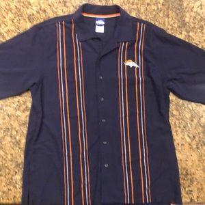 Denver Broncos Reebok collared shirt